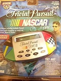 NASCAR Trivial Pursuit Hand-held Game [Electronics]