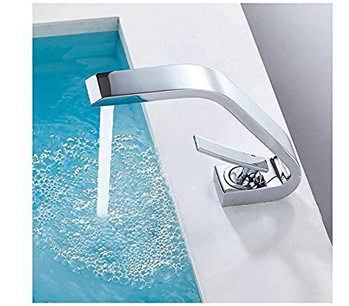 ttymei Wasserhahn Luxus BAKALA Neue & heiße Verkäufe Messing Chrom Einhand Waschbecken Wasserhahn Mischbatterie Waschbecken Wasserhahn