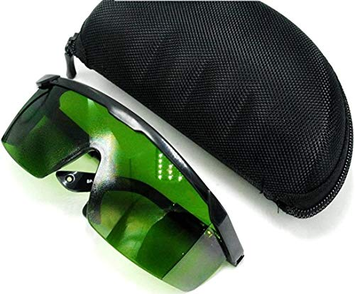 200nm-2000nm Laser Protection Goggles Protective Safety Glasses OD+4
