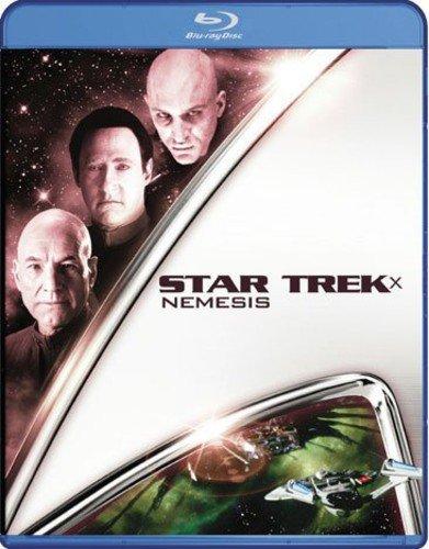 Star Trek X: Nemesis [Edizione: Stati Uniti] [Francia] [Blu-ray]