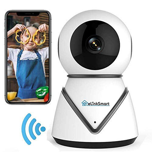 WiFi Web-Kamera Wireless Home Entry Spy Camera IP-Kamera Sicherheit Zoom-Kamera Indoor-Überwachungskamera Mini-Kamera Selbstaufnahme SD-Kamera WiFi USB ONVIF Bewegung aktiviert Zwei-Wege-Active Call