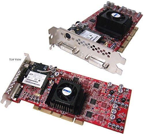 HP ATI FireGL Z1 128MB Dual-DVI AGP-PRO Video 313286-001 3D