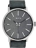 Oozoo Armbanduhr in Unisexgröße Grau 48 mm C10038