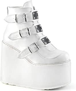 Best demonia stomp boots Reviews