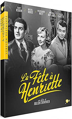 La Fête à Henriette [Édition Collector Blu-Ray + DVD]