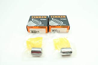 LOT of 2 TIMKEN RCB-061014 Needle Roller Bearing 3/8IN X 5/8IN X 7/8IN