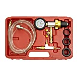 Engine Cooling System Vacuum Purge & Refill Kit Set Universal Pro Tools