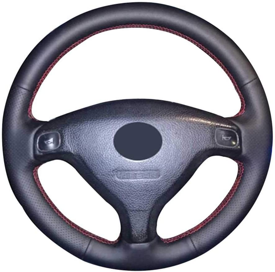 ZIMAwd Hand Stitch Car Nashville-Davidson Mall New product!! Steering Wheel Astra G Opel Cover Fit for