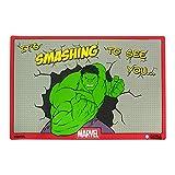 Marvel Avengers: Hulk Floor Mat.
