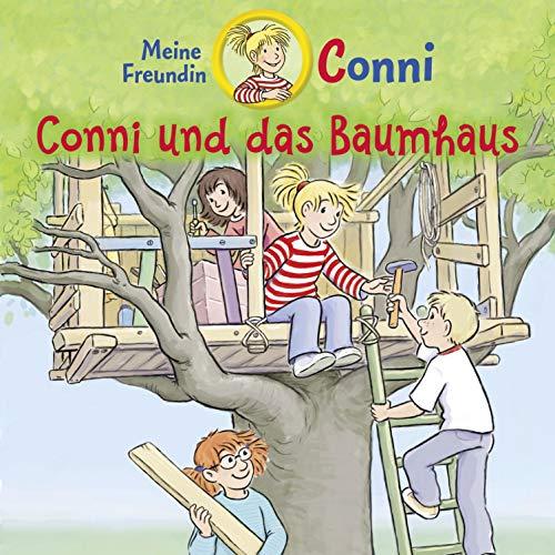 Conni und das Baumhaus Titelbild