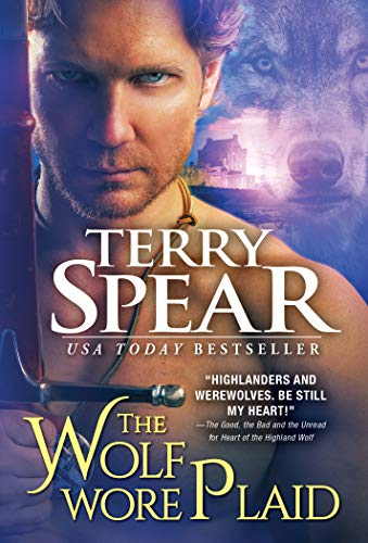The Wolf Wore Plaid: A Shifter Highland Romance (Highland Wolf Book 6) (English Edition)