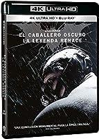 El Caballero Oscuro: La Leyenda Renace 4k Uhd (BD) [Blu-ray]