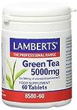 Lamberts Té Verde 5000mg - 60 Tabletas