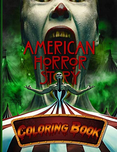 American Horror Story Coloring Book: American Horror Story Perfect