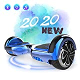 SOUTHERN-WOLF Hoverboard, Self Balance Scooter 6.5 Pollici Monopattino...