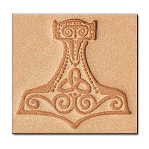 Tandy Leather Craftool� 3-D Stamp Mjolnir 8676-00