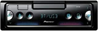 Pioneer SPH10BT Single-DIN in-Dash Mechless Smart Sync Receiver with Bluetooth