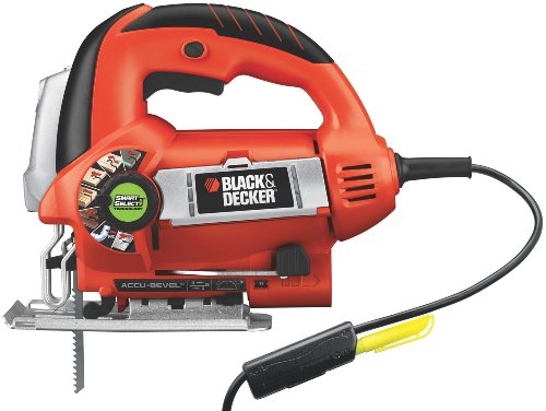 BLACK+DECKER Jig Saw, Smart Select, 5.0-Amp Now $32.79 (Was $74.73)