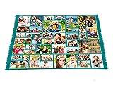 REGALPRIX Manta Personalizada con Tus Fotos y Textos, Medida L+ (130 x 170 cm)