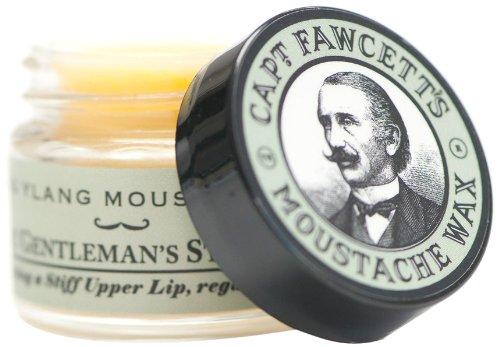 Captain Fawcett -   Moustache Wax Ylang