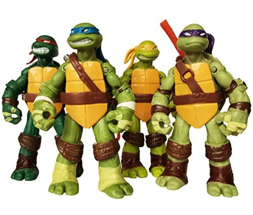 TREEMEN Ninja Turtles Action Figure Set,...
