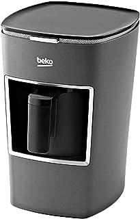 Beko Single Pot Turkish Coffee Machine - BKK2300, Gray