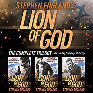 Lion of God: The Complete Trilogy cover art