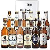 ドイツビール12本 飲み比べギフトセット 正規輸入品【ヴァルシュタイナー クロンバッハ エルディンガー ヴァイス ケーニッヒ ガッフェル】 専用ギフトボックスでお届け