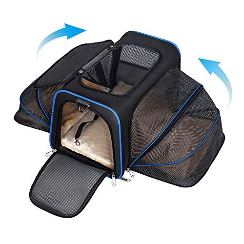 YOUTHINK Dog Carrier (Expandable Carrier)