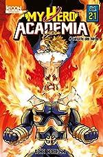 My Hero Academia T21 (21) de Kohei Horikoshi