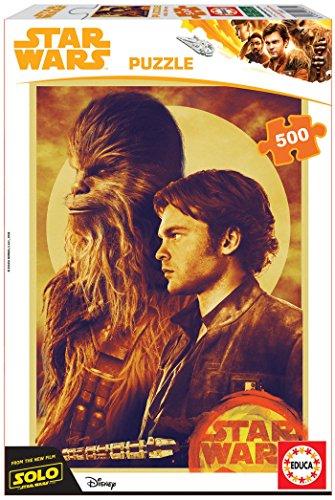 Educa Borrás - Star Wars Puzzle 500 Han Solo (17681)