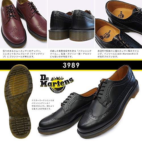 Dr.Martens(ドクターマーチン)『3989ブローグシューズ(13844001)』