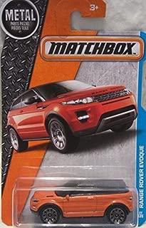 MATCHBOX 2016 MBX Adventure City Range Rover Evoque 27/125