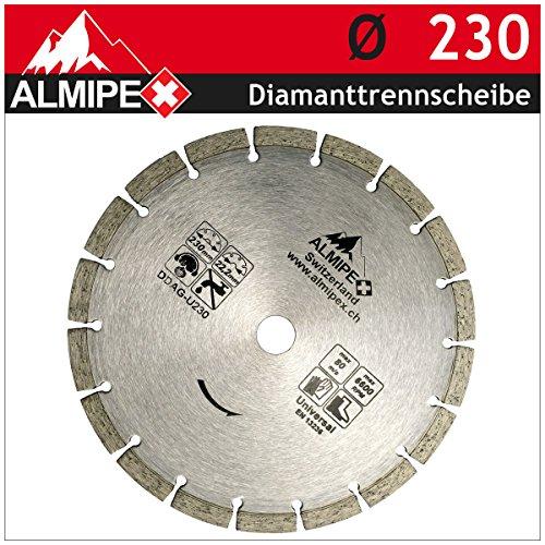 PREMIUM Diamant-SEC-Trépan Diamant Couronne Kernbohrkrone Clinker Brique