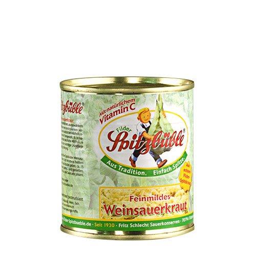 Filder Spitzbüble - Weinsauerkraut - 300 g (6 Dosen)