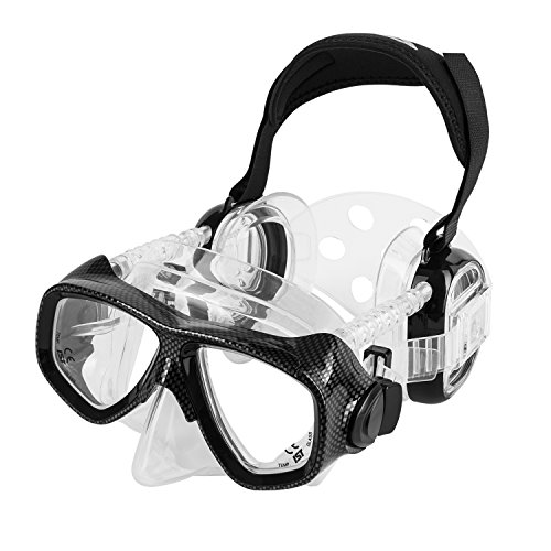 Pro Ear Scuba Diving Mask for all around