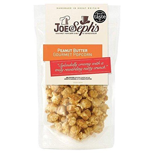 Joe & Seph's Caramel & Peanut Butter Popcorn 80g
