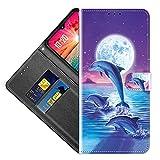 vingarshern Coque Sony Xperia E5 Étuis à Rabat Cuir PU Couverture,Flip Case Portefeuille de Livre...