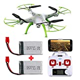 Kiditos Syma X5HW WiFi FPV Drone with HD Camera Live Video Altitude Hold