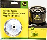John Deere 3' Oil Filter Wrench with AM125424 Oil Filter Set