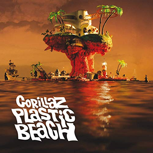 Plastic Beach - Limited Edition (Picture) [2 LP-Vinilo]