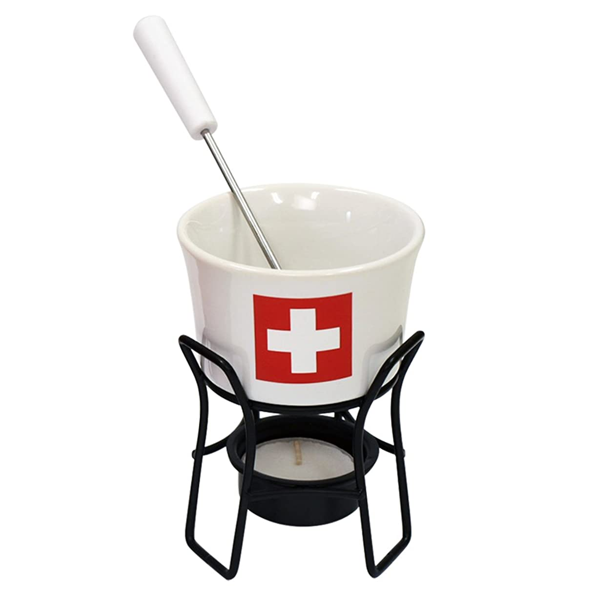 ハリウッドジャグリング債務者NOUVEL(ヌベール) チョコレートフォンデュ ミニカップ ホワイト