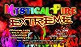 Extreme MYSTICAL FIRE - Adds 20% More Colorful Flames to a Campfire - 50 Packs