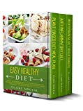 Easy Healthy Diet: 3 BOOKS IN 1: THE PLANT BASED MEAL PLAN, THE ANTI-INFLAMMATORY AND MEDITERRANEAN DIET FOR BEGINNERS.ENERGY-BOOSTING & FAT BURNING DELICIOUS ... EASY TO MAKE RECIPES BIBLE TO LOSE WEIGHT