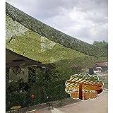 DLLY Red De Camuflaje,Red De Camuflaje Jungla,para Militares,Caza,Camping,decoración De Fiestas,Red De Sombra De Camuflaje De Protección Solar Verde,1.5x3m,2x4m,5x7m,6x8m,1.5x10m(4.9 * 32.8ft)