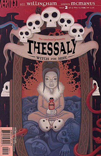 Sandman Presents, The: Thessaly: Witch for Hire #2 VF ;...