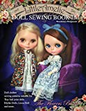 LittleAmelie Doll Sewing Book III: Total of 10 doll clothes sewing patterns with instruction photos.