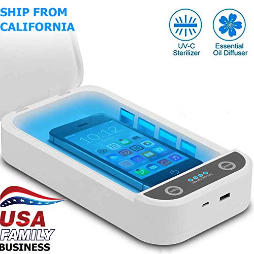 Cell Phone Sanitizer UV, Portabl...