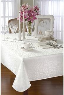 مفرش طاولة مستطيل من لينوكس اوبال انوسينس, بلاتنيوم, 70 x 70