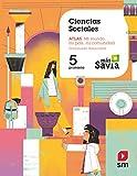 Ciencias sociales. 5 Primaria. Mas Savia. Valencia